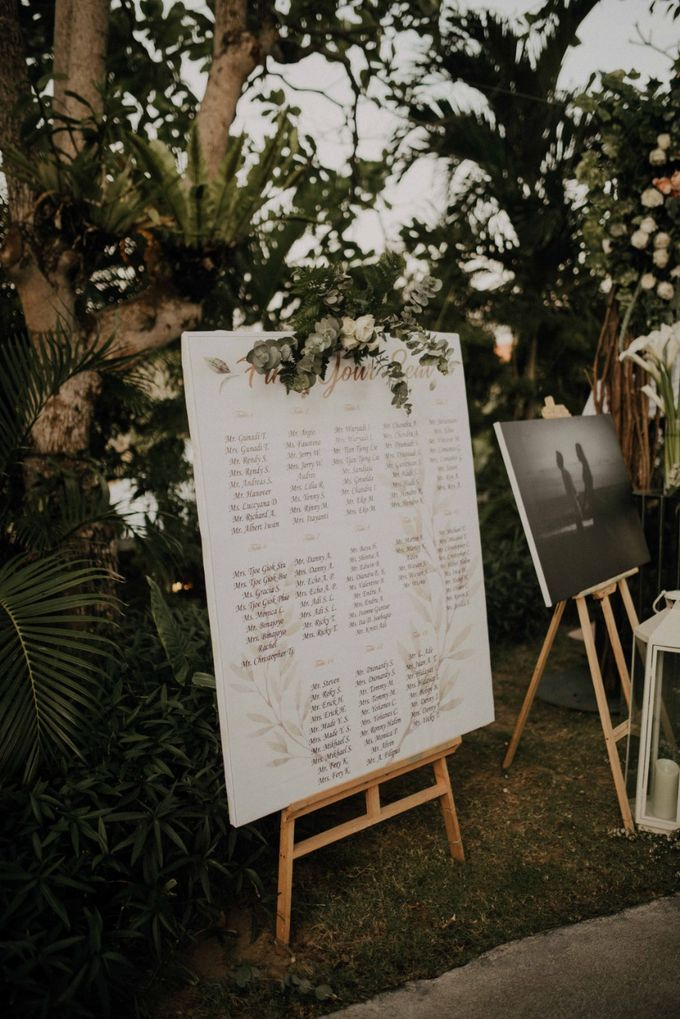 The Wedding of Anita & Kevin by Bali Eve Wedding & Event Planner - 015