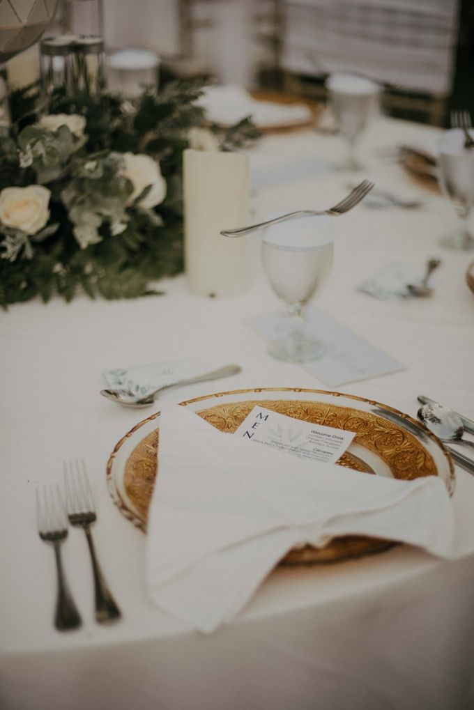 The Wedding of Anita & Kevin by LeNovelle Cake - 007