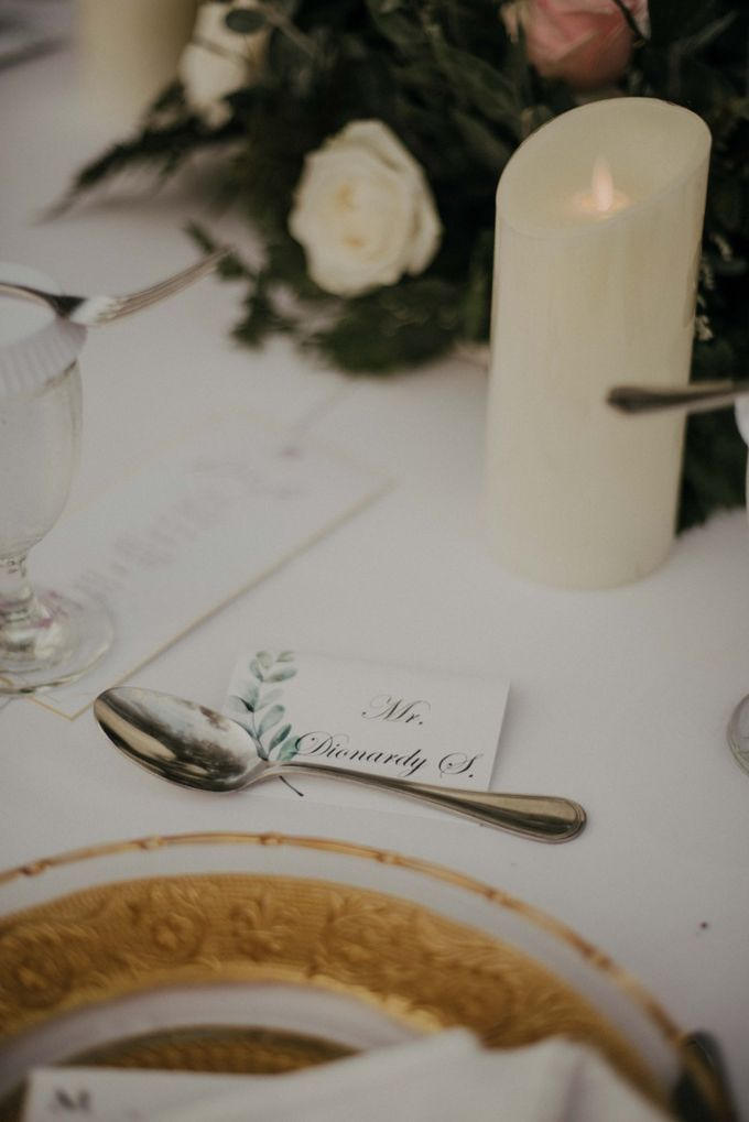 The Wedding of Anita & Kevin by LeNovelle Cake - 009