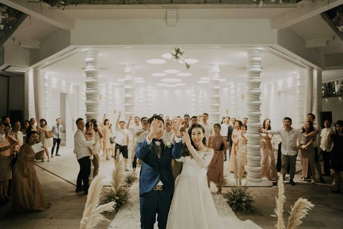 The Wedding of Anita & Kevin by Bali Eve Wedding & Event Planner - 036