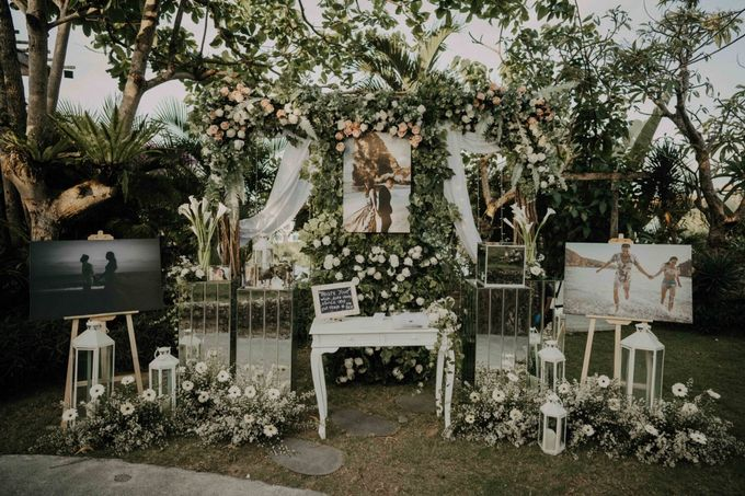 The Wedding of Anita & Kevin by LeNovelle Cake - 011