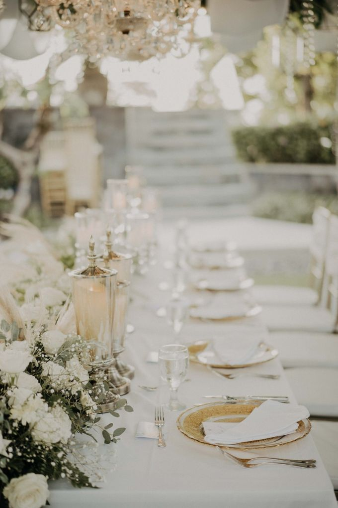 The Wedding of Anita & Kevin by LeNovelle Cake - 012