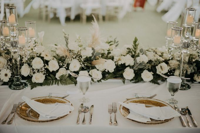 The Wedding of Anita & Kevin by LeNovelle Cake - 014