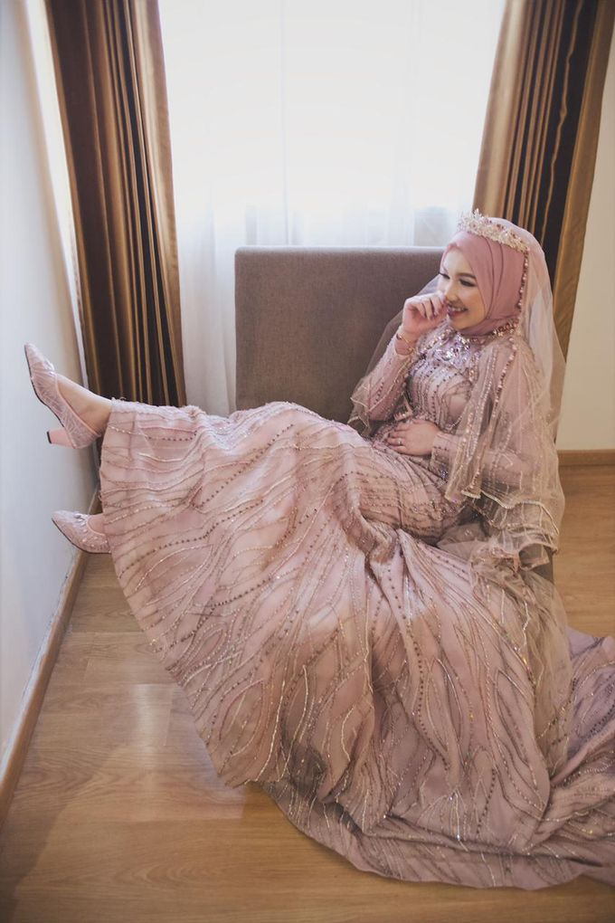 Marriage of Priska & Marga by Alulla Bride - 003