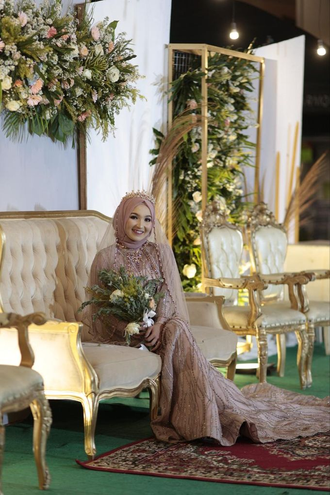 Marriage of Priska & Marga by Alulla Bride - 005