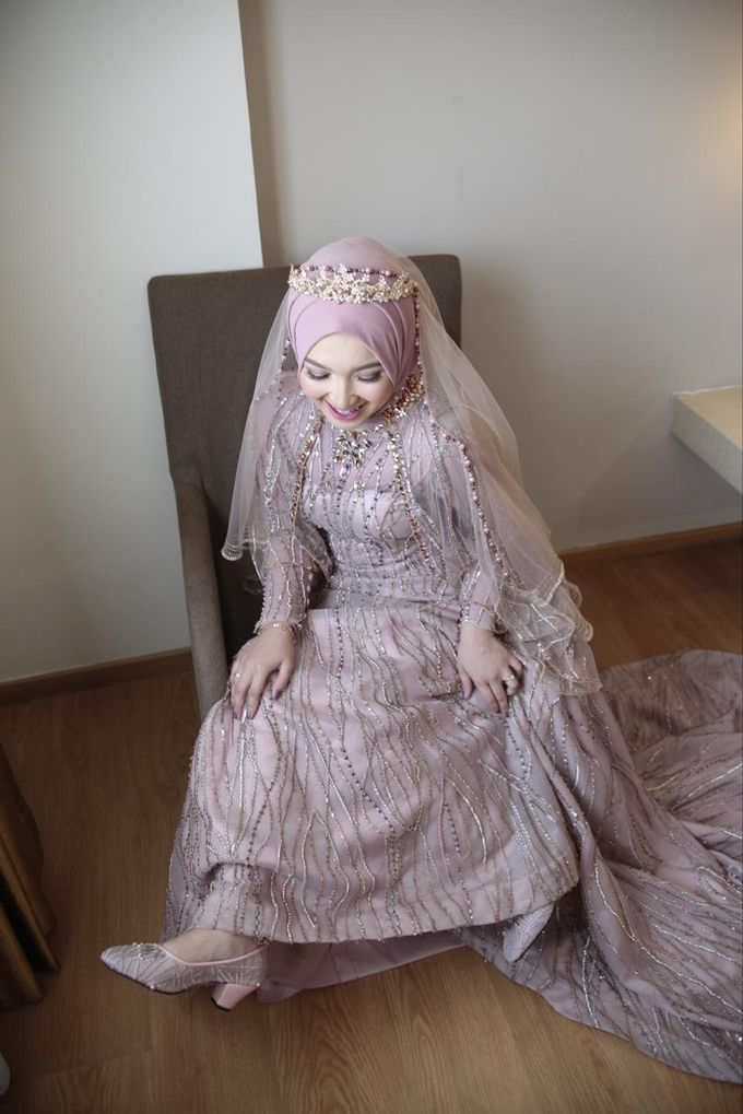 Marriage of Priska & Marga by Alulla Bride - 002