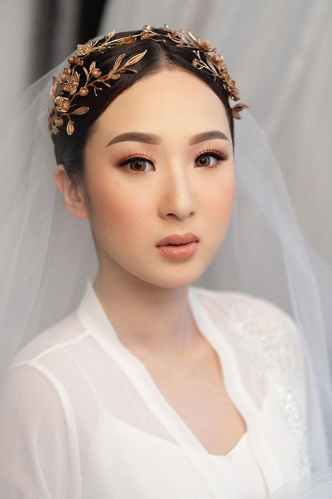 The Wedding by Vanny Adelina by VA Make Up Artist - 026