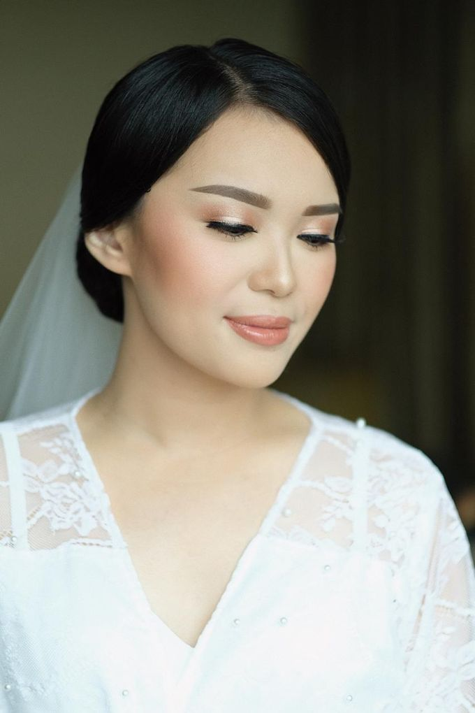 The Wedding by Vanny Adelina by VA Make Up Artist - 027