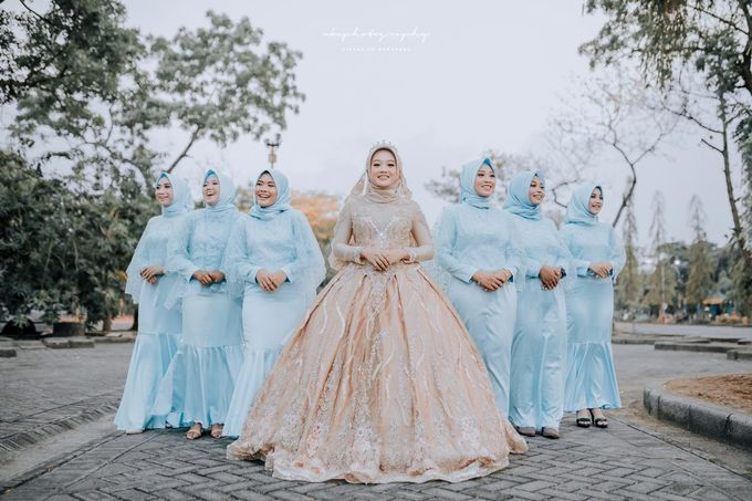 Marriage of Soraya & Danang by Alulla Bride - 004