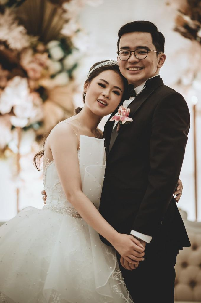 Edwin & Jessica Wedding Day by Chroma Pictures - 037