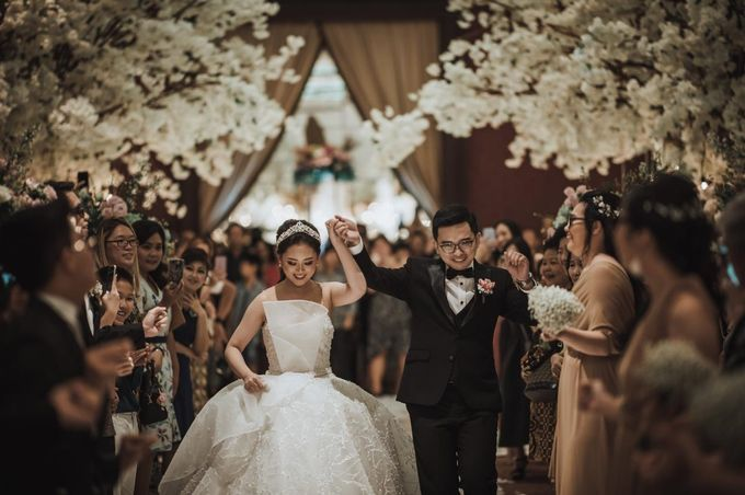 Edwin & Jessica Wedding Day by Chroma Pictures - 034
