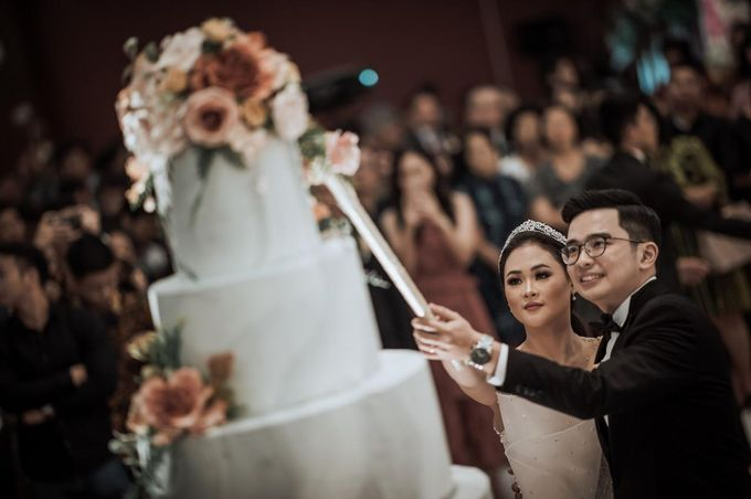 Edwin & Jessica Wedding Day by Chroma Pictures - 035