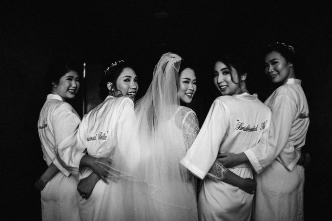 Edwin & Jessica Wedding Day by Chroma Pictures - 005