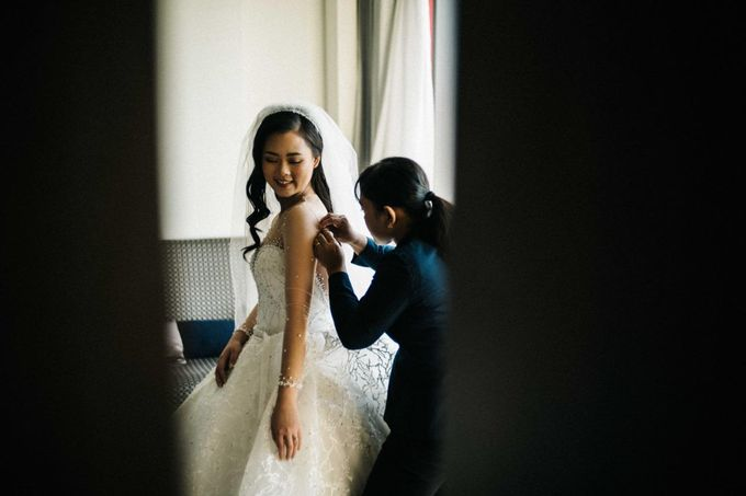 Edwin & Jessica Wedding Day by Chroma Pictures - 013
