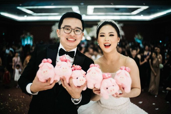 Edwin & Jessica Wedding Day by Chroma Pictures - 036