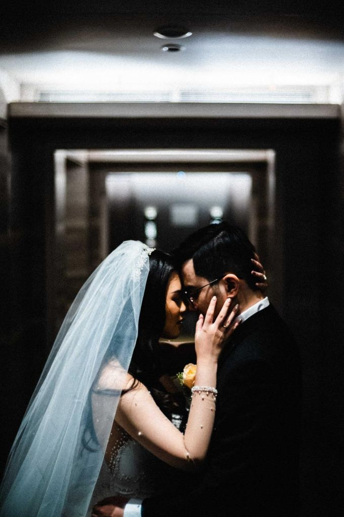 Edwin & Jessica Wedding Day by Chroma Pictures - 018
