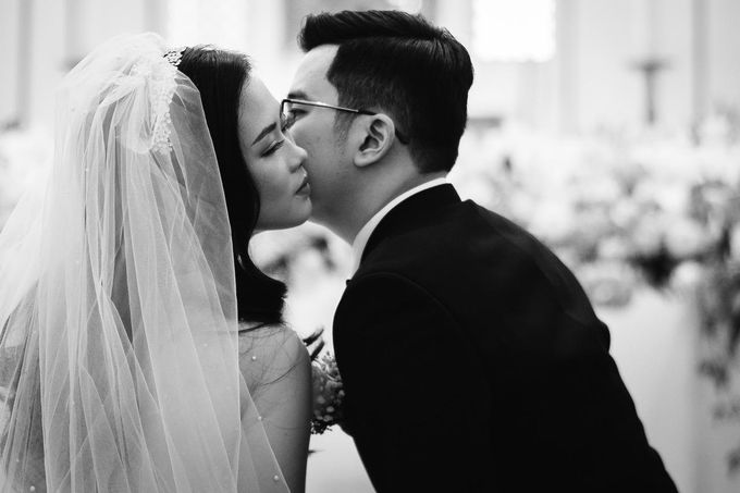 Edwin & Jessica Wedding Day by Chroma Pictures - 031