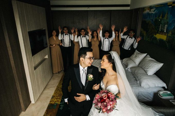 Edwin & Jessica Wedding Day by Chroma Pictures - 017