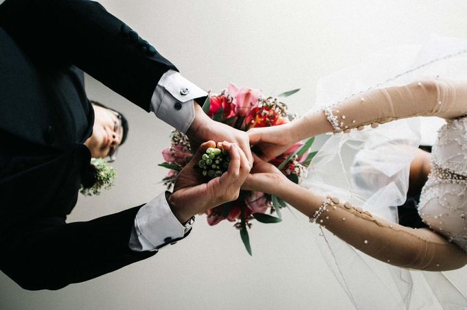Edwin & Jessica Wedding Day by Chroma Pictures - 020