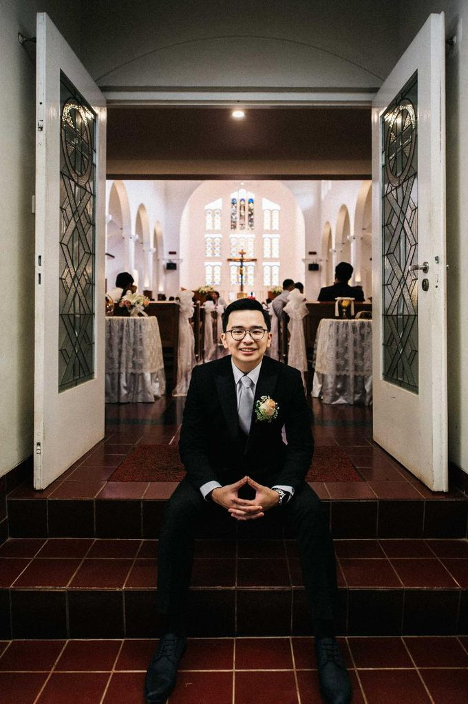 Edwin & Jessica Wedding Day by Chroma Pictures - 024
