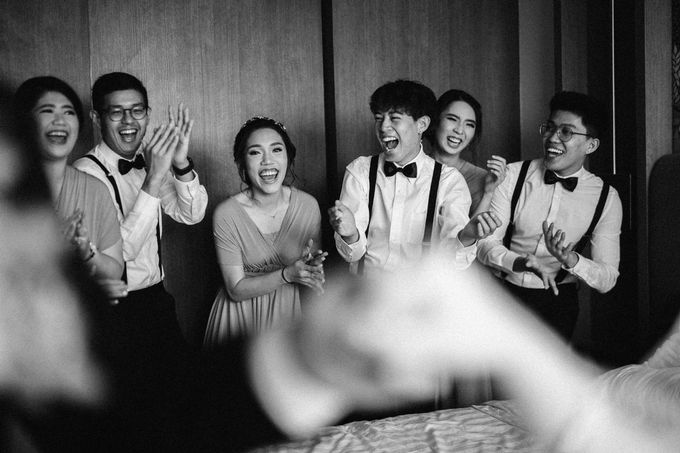 Edwin & Jessica Wedding Day by Chroma Pictures - 022