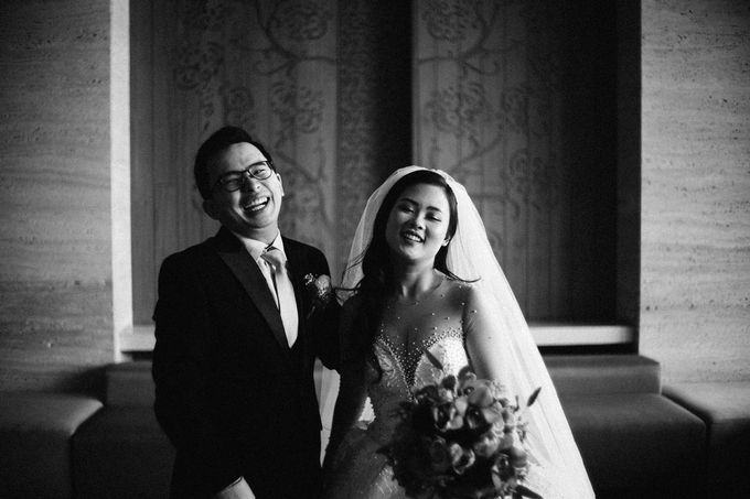 Edwin & Jessica Wedding Day by Chroma Pictures - 021