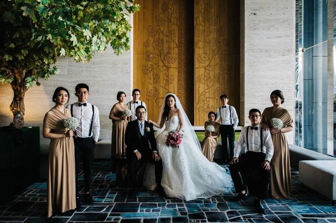 Edwin & Jessica Wedding Day by Chroma Pictures - 023