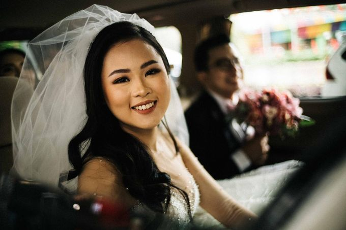 Edwin & Jessica Wedding Day by Chroma Pictures - 032