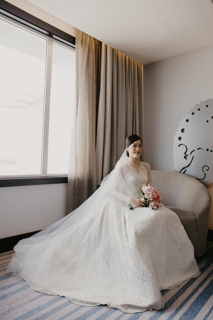 Wedding Of Agus & Wendy by LACIES - 001