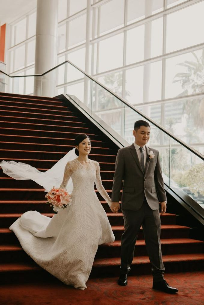 Wedding Of Agus & Wendy by LACIES - 002