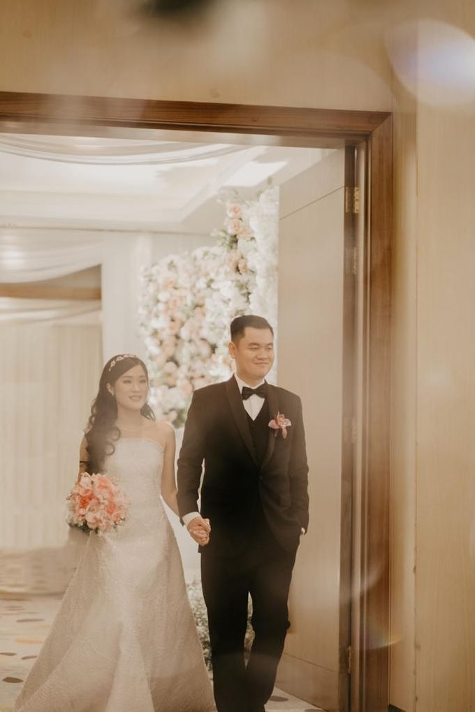 Wedding Of Agus & Wendy by LACIES - 005
