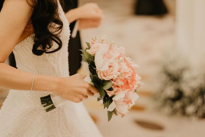 Wedding Of Agus & Wendy by LACIES - 006