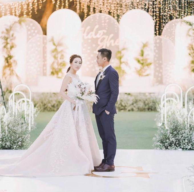 Aldo & Ghea Wedding Decoration by HOUSE OF PHOTOGRAPHERS - 001