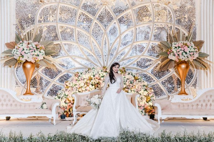 The Wedding of Dian & Susi by NOMA Jewelry & Accessories - 008