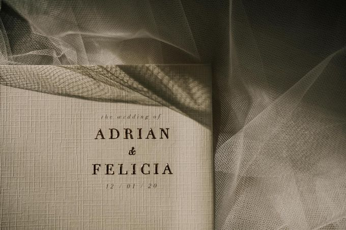 The Wedding of Adrian and Felicia by W The Organizer - 002