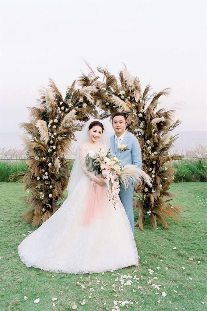SHELA & BENNY WEDDING by Latitude Bali - 032
