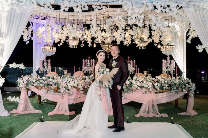 SHELA & BENNY WEDDING by Latitude Bali - 033