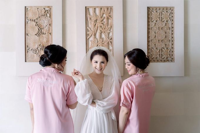 SHELA & BENNY WEDDING by Latitude Bali - 039