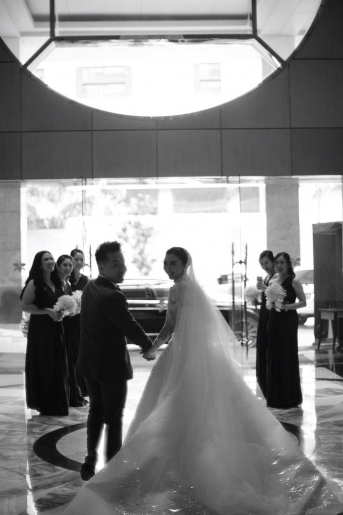 The Wedding of Steven & Jessica by PRIVATE WEDDING ORGANIZER - 013