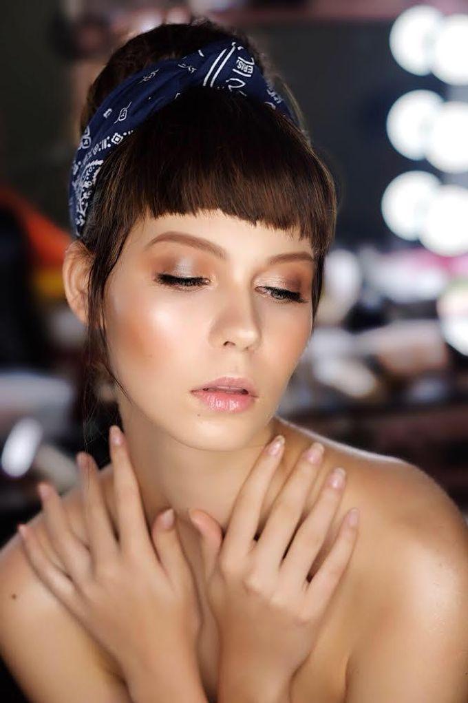 Makeup Portofolios by Xiaoling Makeup Artist - 025