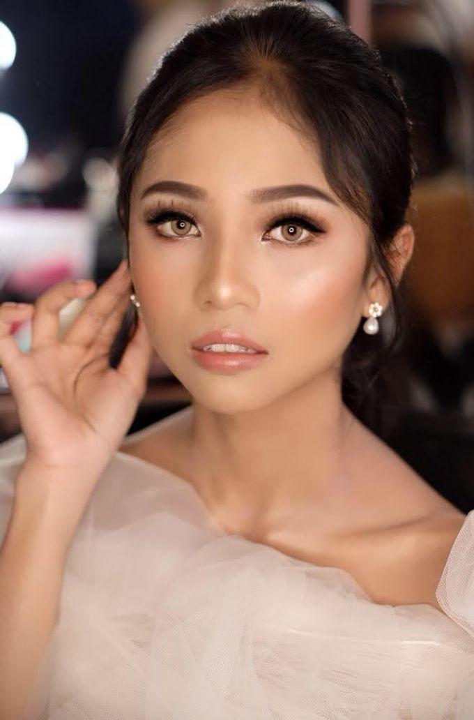 Makeup Portofolios by Xiaoling Makeup Artist - 026