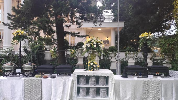Veya & Kevin by DASA Catering - 001