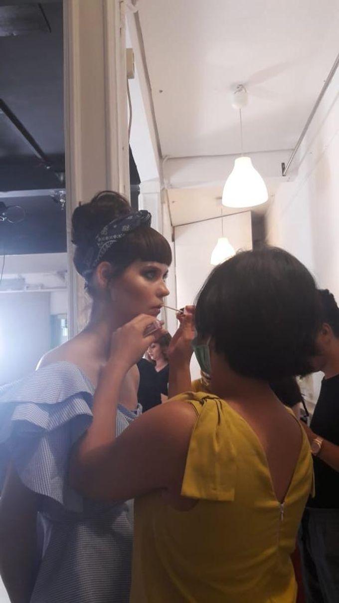 Makeup Portofolios by Xiaoling Makeup Artist - 036