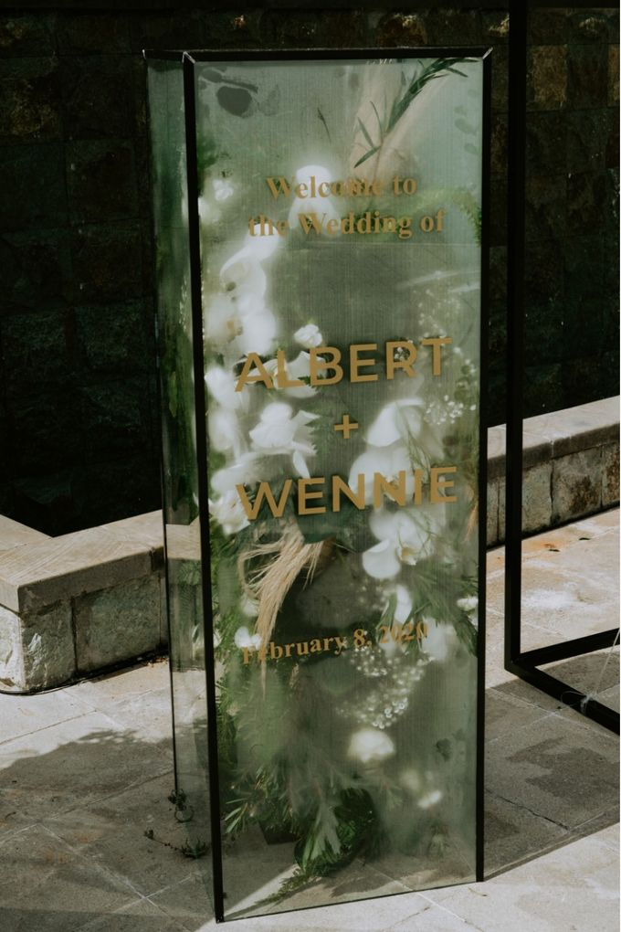 Wennie and Albert Wedding by Bali Wonderful Decor - 034