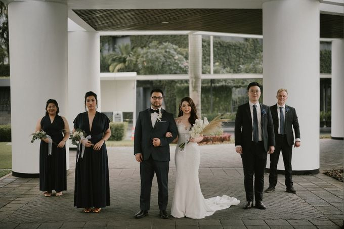 Christiani & John by MAC Wedding - 016