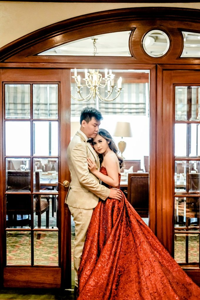 Pre-wedding Photoshoot at MAC by MAC Wedding - 004