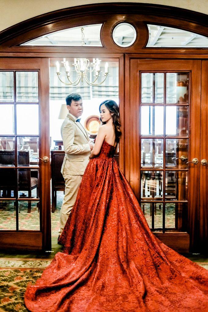 Pre-wedding Photoshoot at MAC by MAC Wedding - 002