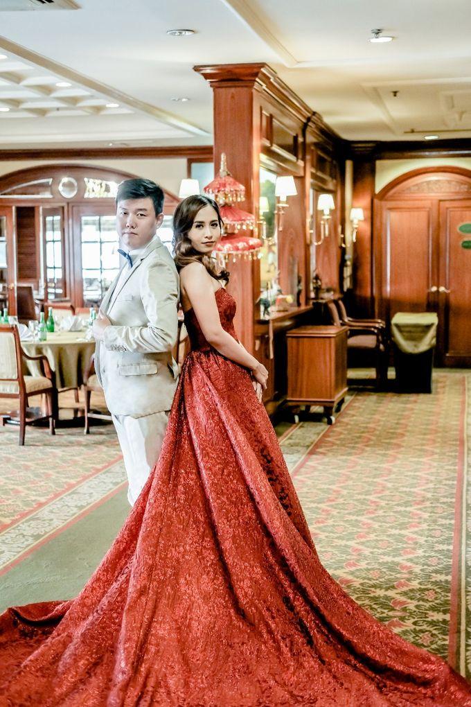 Pre-wedding Photoshoot at MAC by MAC Wedding - 001