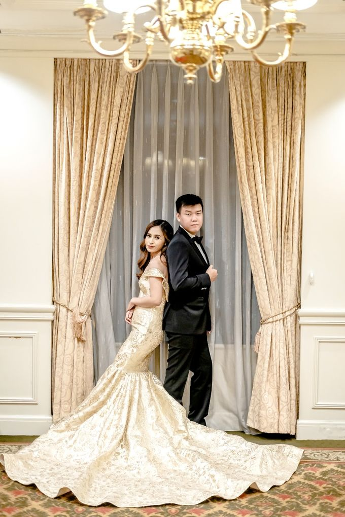 Pre-wedding Photoshoot at MAC by MAC Wedding - 013