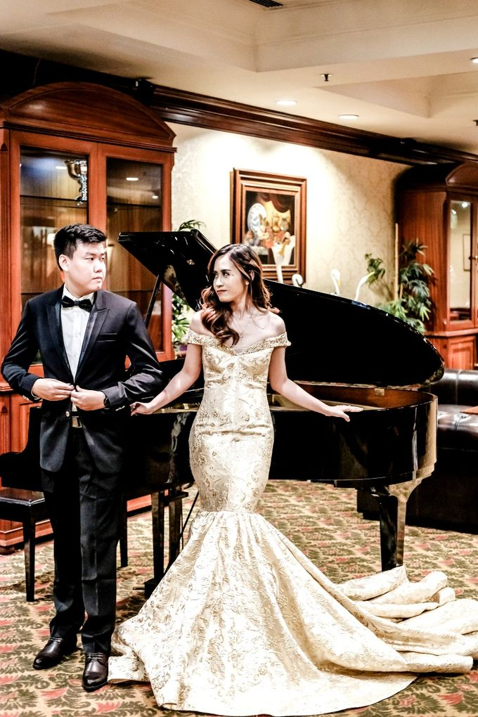 Pre-wedding Photoshoot at MAC by MAC Wedding - 010